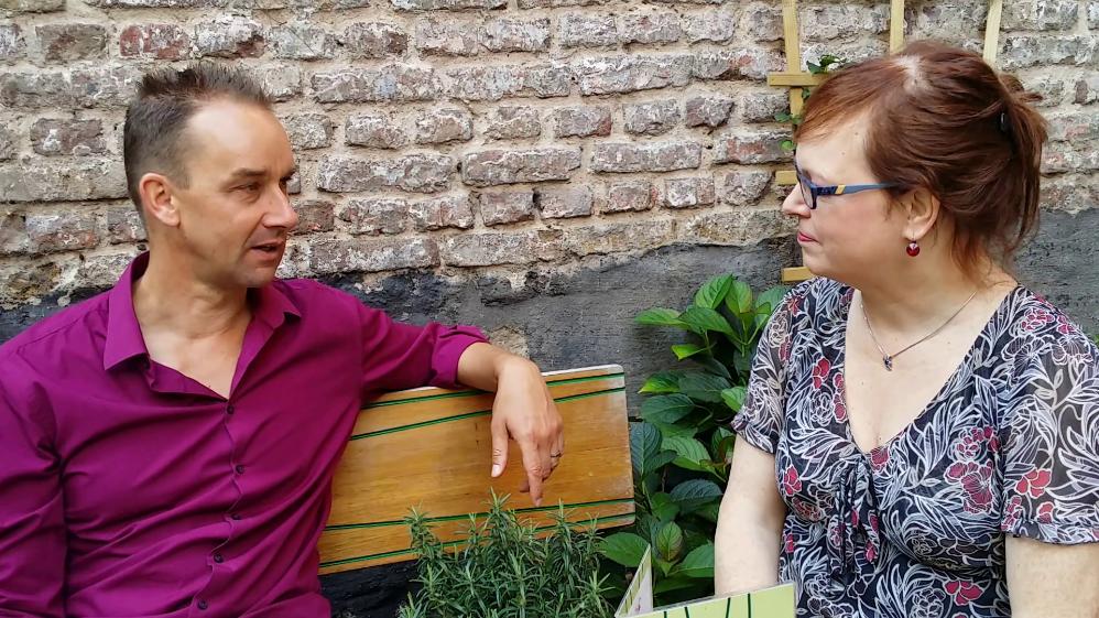Im Gespräch: Jochen Metzger - Umwege zum Ziel