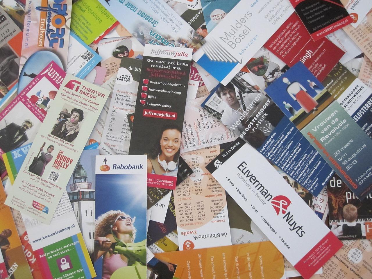 Werbeartikel für dein Buch - Geldverschwendung?