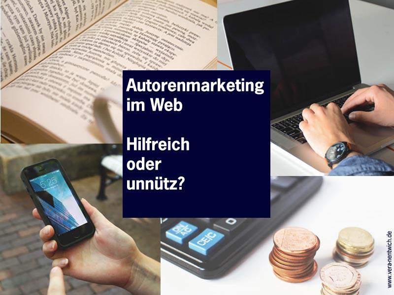 Blogparade: Autorenmarketing im Web